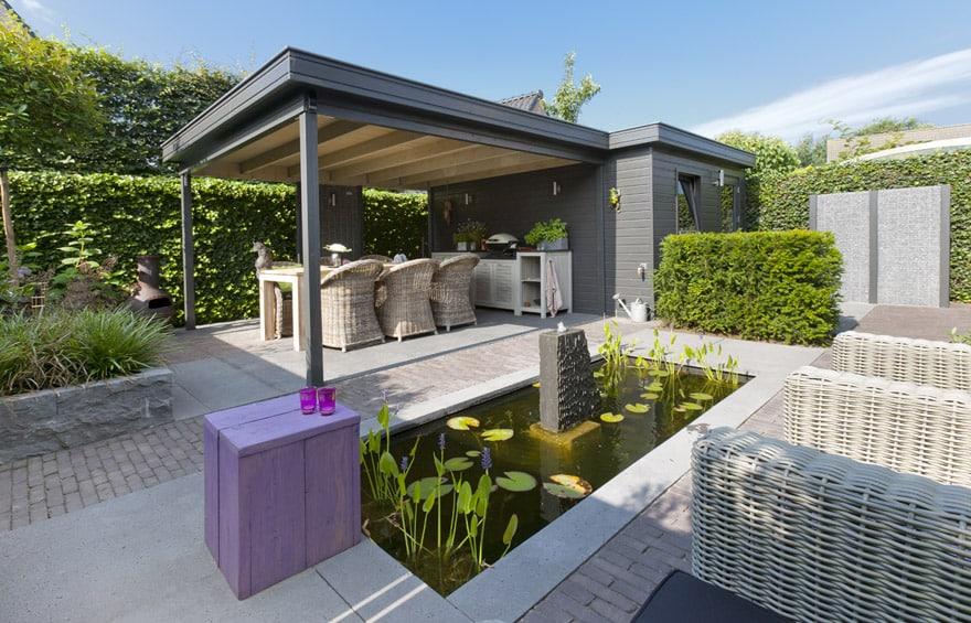 Tuin ontwerpen hier een stappenplan - Alle tuin ...